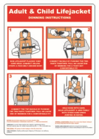 Lifejacket Med Approved Child Products Traconed