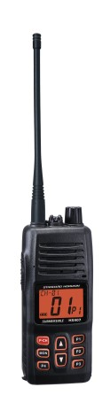 HX407E Marine UHF walky talky (programmed)