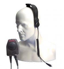 Entel CXR5/950 Bone conductive skull mic ATEX approved